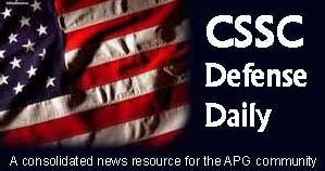 CSSC Defense Daily Logo