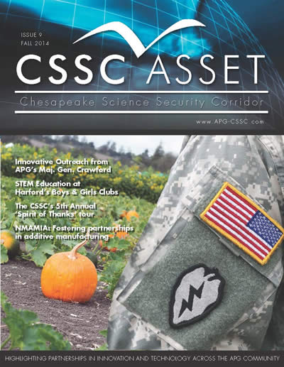 CSSC Asset Cover Fall 2014