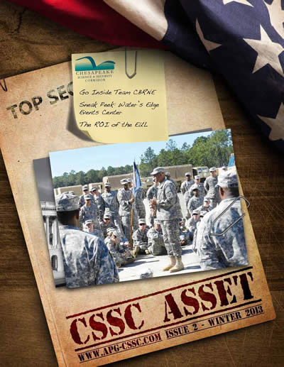 CSSC Asset Cover Winter 2013