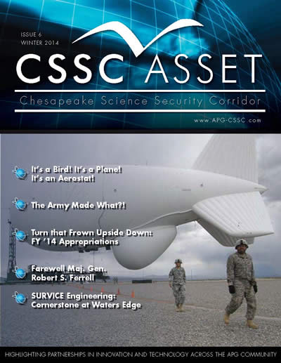 CSSC Asset Cover Winter 2014